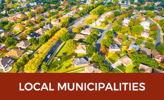 aerial city photo